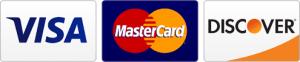 Visa Mastercard Discover